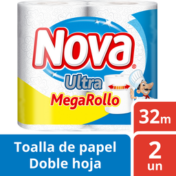 Toalla Nova Ultra Mr 32 Mt 2Un