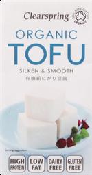Tofu Organico Clearspring 300Gr