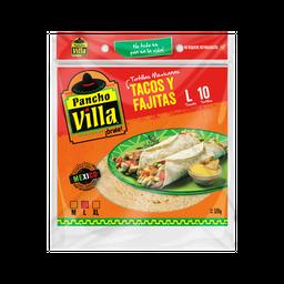 Tortilla Mexicana Pv 10 Un 320 Gr