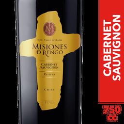 Misiones De Rengo Vino Reserva Cabernet Sauvignon Mr 14O Gl