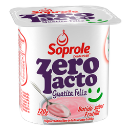 Yogurt Semidescremado Zero Lacto 120 g