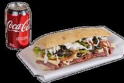 Combo Sándwich Pastrami