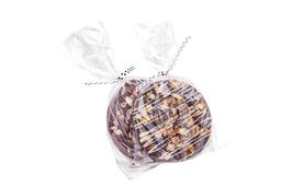 Mendigo de chocolate con frutos secos