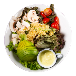 Quínoa salad