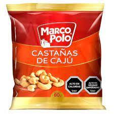 Marco Polo Castanas De Caju