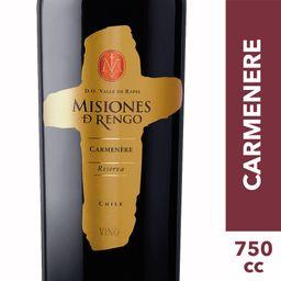 Misiones De Rengo Vino Reserva Carmenere