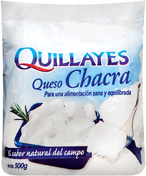 Queso Chacra Quillayes, Sachet 500 G