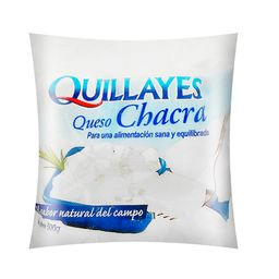 Queso Quillayes Chacra