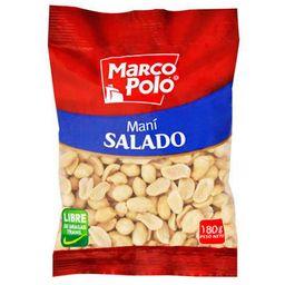 Maní Salado Marco Polo 180 g