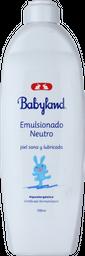 Emulsionado Neutro Babyland, 700 Ml