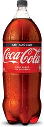 Bebida Coca Cola Zero, 3 L (No Retor.)