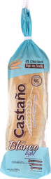 Pan Molde Blanco Light Familiar Castaño, 540 G