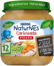 Picado Nestlé Naturnes Carbonada, 250 G