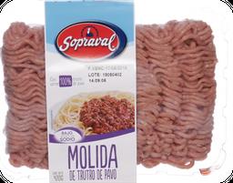 Carne Molida Pavo Trutro, Sopraval, 470 G