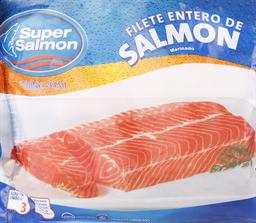 Filete de Salmón Super Salmón 500 g