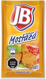 Mostaza Jb, Bolsa 100 G