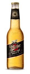 Cerveza Miller Genuine Draft Botella 355ml