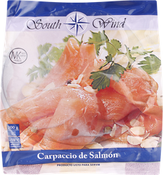 Carpaccio Salmon South Wind 200 Gr