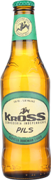 Cerveza Kross Pilsner, 330 Ml (No Retornable)