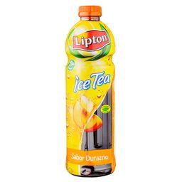 Te Helado Lipton Te Negro Durazno