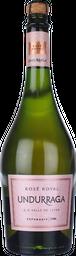 Vino Espumante Undurraga Rosé Royal 750 mL