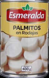 Palmitos En Rodajas Esmeralda, 400 G
