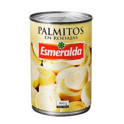Palmitos en Rodajas 400 g