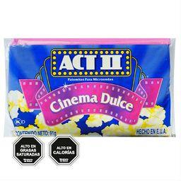 Act Ii Cabritas Cinema Dulce