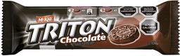 Galleta de Chocolate Triton Mckay 126 g