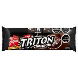 Galleta de Chocolate Triton Mckay 126 g