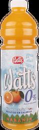 Néctar Watt'S, Light, Naranja, Boca Ancha 1,5 L