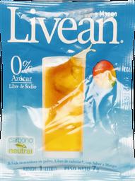 Jugo En Polvo Livean, Mango Diet, 7 G