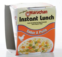 Pasta Maruchan Instantanea Pollo 64 g