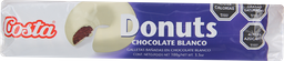 Galletas Donuts Chocolate Blanco Costa, 105 G