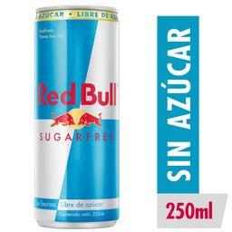 Bebida energética Red Bull sin azúcar