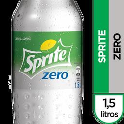 Bebida Sprite Zero Botella 1.5Lt