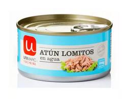 Atun Lomito En Agua Unimarc 184 Grs