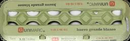 Huevo Grande Blanco Unimarc B 12 Un