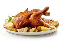 Pollo Asado Elaboración Propia Unimarc