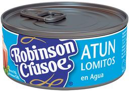 Atún en Agua Robinson Crusoe Lomitos 170g