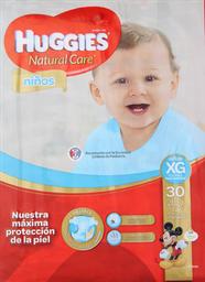 Pañal Huggies N. Care Niños Xg, 30U (12 A 15Kg)