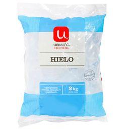 Hielo Unimarc 2 Kg