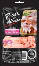 Jamón Pierna Artesanal Receta del Abuelo 125g