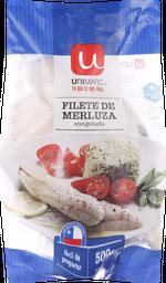 Unimarc Filete Merluza Con Piel