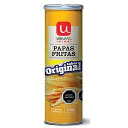 Unimarc Papas Fritas Original Tarro