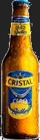 Cerveza Cristal cero Radler