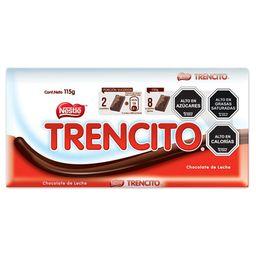 Chocolate Barra Trencito 115 Gr
