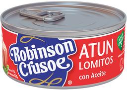 Atún Robinson Crusoe Lomito En Aceite, 185 G