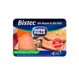 Bistec De Pechuga De Pollo, Super Pollo, 530 G