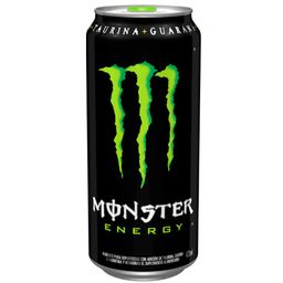 Bebida Energética Monster Energy 473 mL